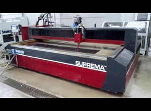 Used Suprema  DX 510 waterjet cutting machine