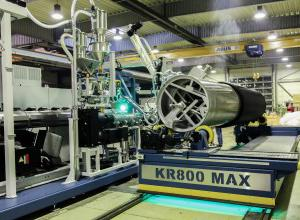 Krah Germany KR-800 Extrusionsanlage