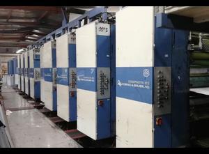 Maszyna poligraficzna KBA Compacta C50