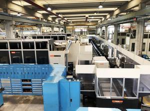 Centro de mecanizado horizontal Mazak FH8800