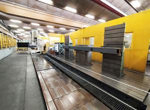 Mecof M3 Agile 18 metri CNC Tischbohrwerk