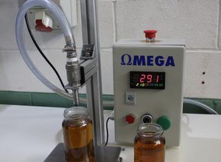OMEGA CNC SYSTEMS Llenadora líquidos aceite y gel 50-1000ml P01124027