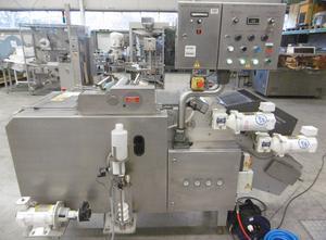 Macchina farmaceutica / chimica Ackley high-output flatbed printer