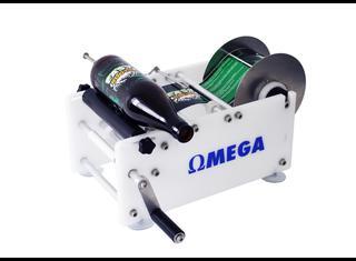 OMEGA CNC SYSTEMS Máquina etiquetadora botellas manual P01124034