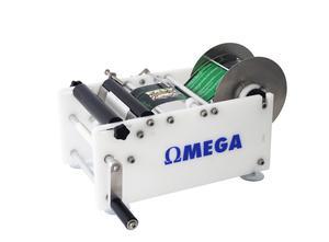 OMEGA CNC SYSTEMS Máquina etiquetadora botellas manual Etikettiermaschine