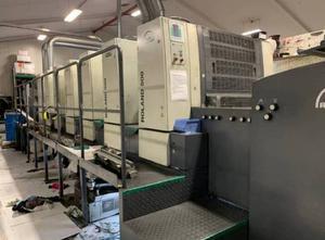 Man Roland 506 LV OB Offsetdruckmaschine 6 Farben