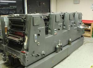 Heidelberg GTOV 52  4 Farben Offsetdruckmaschine