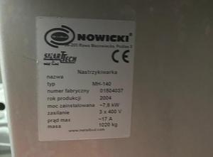 Nowicki MH 140 Brine injector