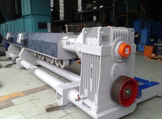 Tecnova 130 mm 54 L/D double degassing system P01125017