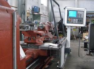 Skoda SRM 125/4000 CNC Drehmaschine CNC