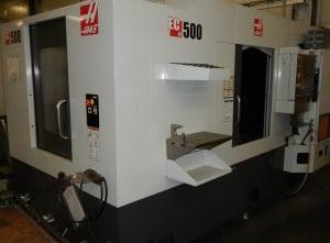 Centrum obróbcze poziome Haas EC 500