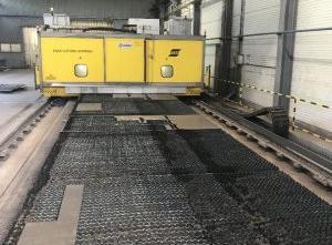 Řezačka - laserový řezací stroj Esab ALPHAREX AXD 5000