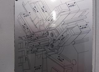 TORNOS Multideco MD 20/6 P01125052