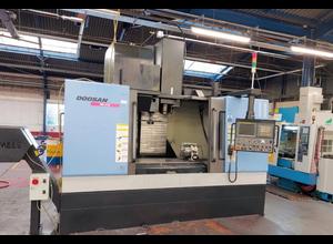 Doosan NM 510 Machining center - vertical