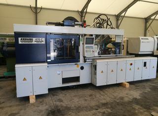 Arburg 470 C 1500 - 60/60/60 P01125091