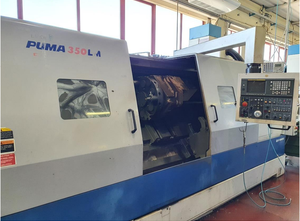 Daewoo PUMA 350 LM Drehmaschine CNC