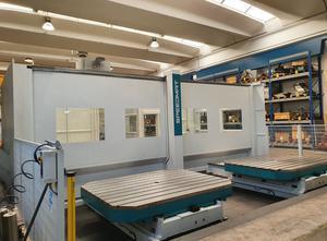 Mandrinadora CNC PAMA SPEEDMAT 3800 / TR 25