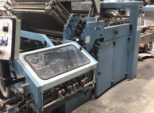 MBO FP 76  Falzmaschine