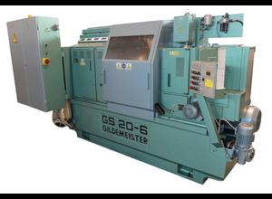 Used Gildemeister GS 20-6 Multispindle automatic lathe