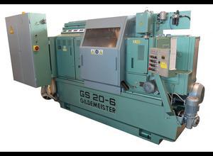 Torno multihusillos automático Gildemeister GS 20-6