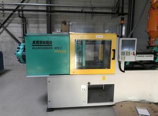 Arburg 150 T 470 C - 1500-400 P01127039