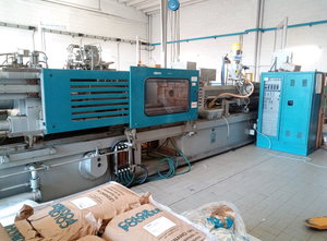 Used BMB 240 Injection moulding machine