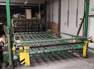Stroj na zpracování kartonu Gandossi & Fossati 2400