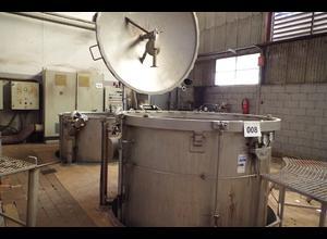 JASPER Vertical Yarn Dye Einfärbungsmaschine
