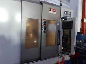 YCM NSV85A Machining center - vertical