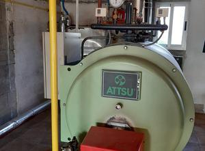 ATTSU RL200/12 Industrial boiler