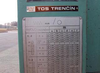TOS SUI 40 / 1000 P91219041