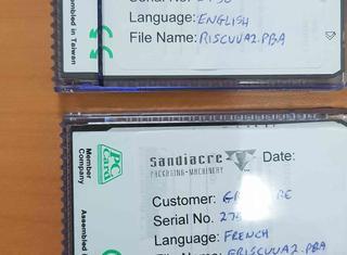 Sandiacre TG250L P91220218