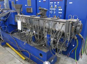 Werner & Pfleiderer ZSK 50 MC Compoundier-Anlage mit Stranggranulierung