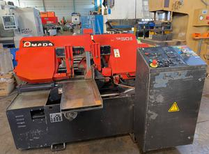 AMADA HA250II band saw for metal