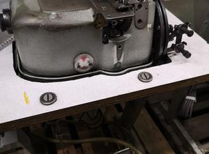 Surjeteuse DK 2500 pneumatique