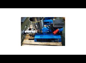 Stroj na vytlačování - Extrudér jednošroubový MAGME GA 18 DE-25D
