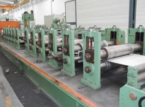 Profile Case  sound Barrier Production Line Sheet metal machine