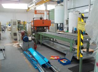 Profile Case  sound Barrier Production Line P01202014