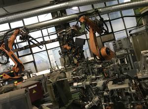 Robot industriel Kuka KR-150