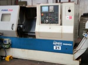 Doosan PUMA 240B Drehmaschine CNC