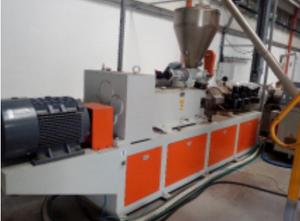 Linia do produkcji WPC - Extrusionsanlage