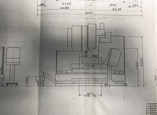 Mitsui Seiki VS5A P01203036