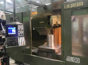 Parpas SL 90 cnc bed type milling machine