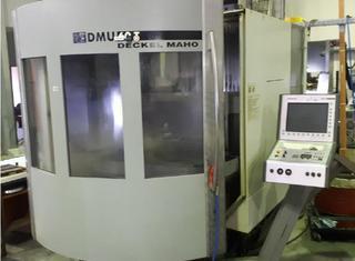 Deckel Maho DMU 60T P01203089