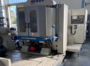 Used  Daewoo ACE H400P Machining center - horizontal