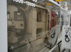Negri Bossi V 1000/12000 Spritzgießmaschine