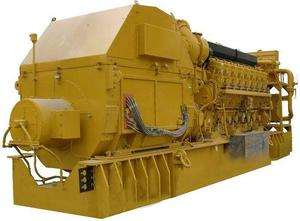 Caterpillar C280-16 tier 2 marine and oilfield certified Generator