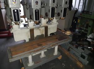 Vícevřetenový vrtací stroj Wörner B13S/4V