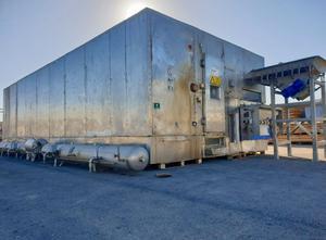 Frigoscandia MX92 Kühltunnel