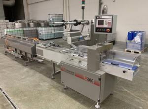 Stroj na výrobu cukrovinek - různé stroje Klöckner Hänsel Pack 200